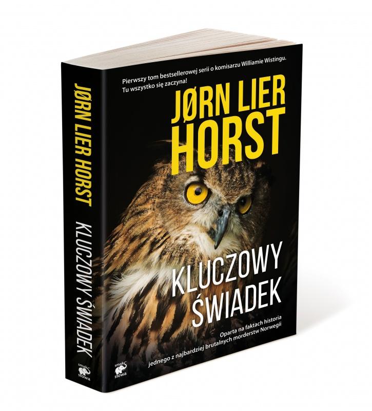 Kluczowy świadek Jørn Lier Horst