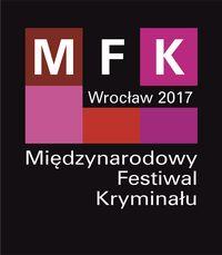 Logo Międzynarodowy Festiwal Kryminału
