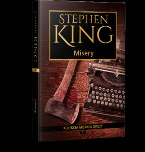 Misery Stepehen King kolekcja