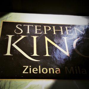 Zielona Mila Stephena Kinga recenzja