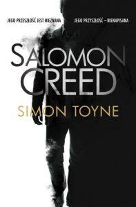 SALOMON CREED Simon Toyne - fragment powieści