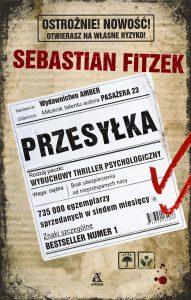 """Weekend z """"Przesyłką"""" Sebastiana Fitzka. Fragment powieści."""