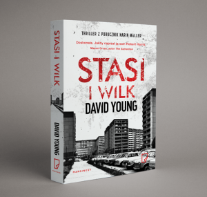 """David Young """"Stasi i wilk"""""""