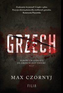 Max Czornyj Grzech - recenzja