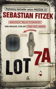 """Sebastian Fitzek """"Lot 7A"""". Fragment"""