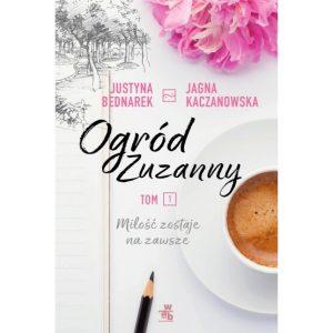 "Justyna Bednarek i Jagna Kaczanowska ""Ogród Zuzanny"". Recenzja."