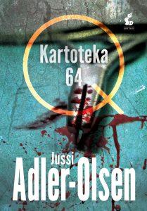 """Jussi Adler-Olsen """"Kartoteka 64"""". Fragment"""