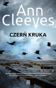 Czerń kruka - Ann Cleeves recenzja