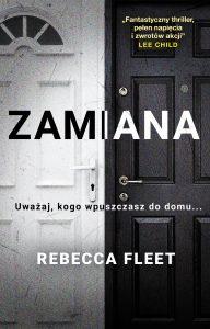 "Rebecca Fleet ""Zamiana"". Fragment"