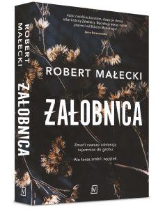 """Dzisiaj premiera - Robert Małecki """"Żałobnica"""""""