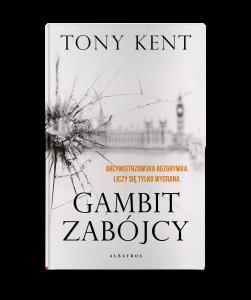 """Gambit zabójcy"" Tony Kent - fragment"